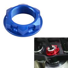 CNC Steering Stem Nut Aluminum for Suzuki DRZ400S/E 2000-2017 DRZ400SM 2005-2017
