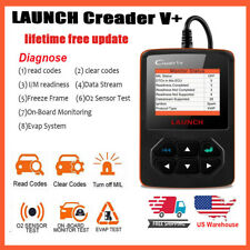 LAUNCH X431 Creader V+ Automotive OBD2 Scanner Fault Code Reader Diagnostic Tool