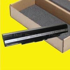 New Laptop Battery for Asus U43F-Bba7 U52 U52F U52F-BBL5 U52J U52JC 5200mah 6C