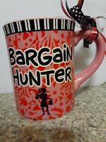 Laurie Veasey Bargin Hunter Coffee Mug