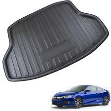 Auto Car Rear Boot Cargo Liner Floor Trunk Mat For Honda Civic Sedan 2016 2017