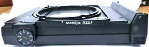 Mamiya RZ67 Polaroid Back.