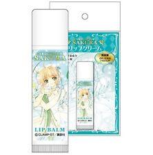 Hisago CardCaptor Sakura Kinomoto Narcissus Non-Scented Lip Balm Made In Japan