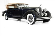 New listing 1930 Packard Dual Cowl Phaeton