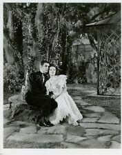 GENE TIERNEY TYRONE POWER THE RAZOR'S EDGE 1946 VINTAGE PHOTO #6