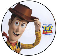 Toy Story Favorites DISNEY Songs Music Movie NEW VINYL PICTURED DISC LP