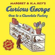 Curious George Goes to a Chocolate Factory by H. A. Rey and Vipah Interactive...