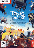 LUCKY LUKE - TOUS A L'OUEST (FRENCH VERSION ONLY) (PC)