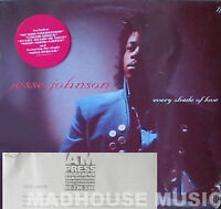 PRINCE JESSE JOHNSON - The TIME LP +Press Release + Sticker Every Shade SEALED !