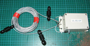 MCR COMMUNICATIONS DELTA 20 HP Multi Band Full Wave Loop Ham Radio Antenna