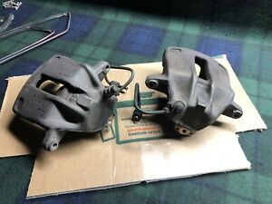 Saab Classic 900 Turbo Left & Right Front Caliper Set  (2)