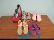 GIRLS SHOES ASSORTED SIZES BRAND NEW AND PRE-OWNED SHOES