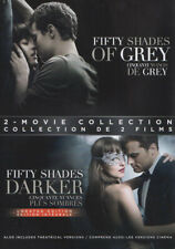 FIFTY SHADES OF GREY / FIFTY SHADES DARKER (2-MOVIE COLLECTION) (BILINGUAL (DVD)