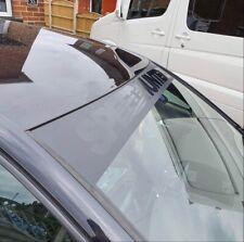 Speedhunter Sun Strip Matte Black & Gloss Black Text/Font (Audi,BMW,VW,Seat)