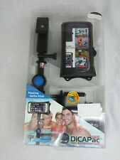 Dicapac DRS-C1 Floating Waterproof Selfie Stick Kit For iPhone Cell Phone NEW