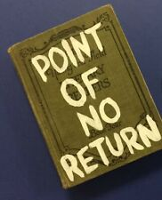 Back To The Future III - Point Of No Return Prop Perfect Replica On Vintage Book