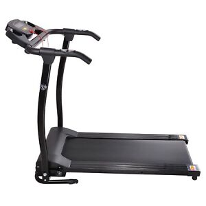 Folding Electric Treadmill Portable Running Treadmill with LCD Display