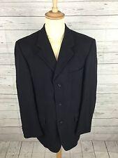 Mens CENTAUR Vintage Blazer/Jacket - 40R - Navy - Wool - Great Condition
