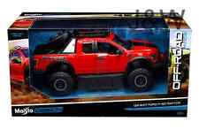 Maisto Ford F150 SVT Raptor 2017 Off Road Edition Red 1/24