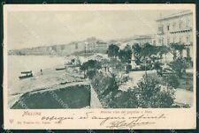 Messina Città cartolina XB0128