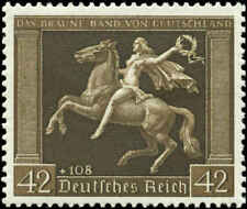 Germany Scott #B119 Mint Never Hinged