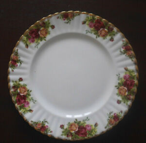 Royal Albert Old Country Roses Dinner Plate several available Made in England