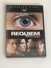 Requiem For A Dream Director's Cut Dvd Tested