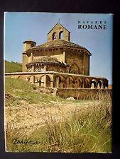 NAVARRE  ROMANE - PAR DOM LUIS MARIA   - EDITIONS ZODIAQUE