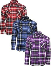 Relco Check Regular Size Casual Shirts & Tops for Men