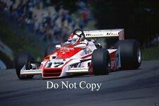 Clay Regazzoni Shadow DN9 British Grand Prix 1978 fotografía