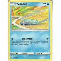 50/236 Wimpod | Common Card | Pokemon Trading Card Game SM-11 Unified Minds TCG