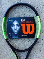 NEW 2017 Blade SW104 Autograph CV Tennis Racquet 4 1/4 free shipping