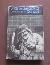 A CONFEDERACY OF DUNCES by John Kennedy Toole - 1st/5th  - HCDJ 1980