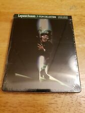 LEPRECHAUN BLU RAY DIG. 7-FILM COLLECTION Steelbook Complete Limited Edition FYE