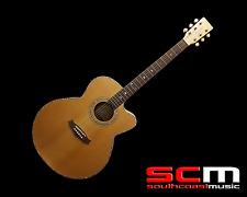 Tanglewood TW66 Sundance Pro Series Super Jumbo Acoustic Electric Guitar