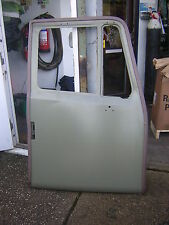 NEW EX MOD SCAMMELL S26, LEYLAND T45 ROAD TRAIN DRIVERS SIDE DOOR SHELL