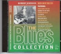 (CA214) Robert Johnson, Red Hot Blues - 1993 The Blues Collection CD No 006