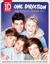 One Direction: The Official Annual 2013 by One Direction (Hardback, 2012)