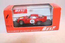 Best Model Alfa Romeo tz1 Sebring 1:43 mint in box