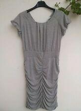 Mini abito relish tg S veste anche M grigio nuovo  party