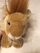 FAO Schwarz Plush Lion EUC
