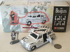 Corgi Beatles Newspaper Taxi & Rita Meter Maid & Meter NEW IN BOX (see photos)