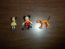 Lot #1 DISNEYKINS Walt Disney Castle MARX figures accessories SEE & PLAY playset