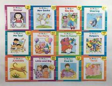 Sight Word Readers Lot 12 Beginning Early Childrens Learning to Read Books NEW