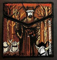 TAHOSA OA LODGE 383 DENVER AREA 2017 JAMBOREE MONTY PYTHON KNIGHTS NI 2-PATCH