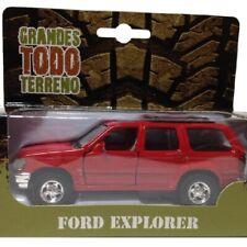 Ford Explorer 1:36-1:38 Diecast Grandes Todo terreno milenio