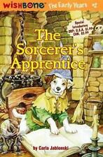 The Sorcerer's Apprentice (Wishbone: The Early Years) by Jablonski, Carla