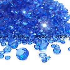 Over 3500 Scatter Diamonds Wedding Party Table Confetti Crystal - 3 Mixed Sizes