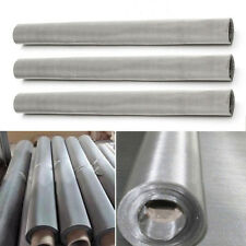 Stainless Steel 200 Mesh Woven Wire Filtration Grill Sheet Fine Filter 30 x 60cm