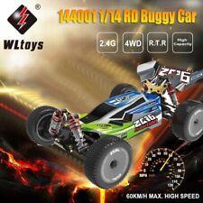Wltoys XKS 144001 RC Car 60km/H High Speed 1/14 2.4GHz 4WD Off-Road Drift H4I4